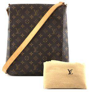 Louis Vuitton Musette Salsa Gm Crossbody Bag